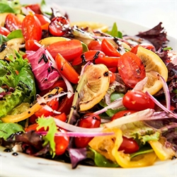 Picture of Tomato, Onion, and Roasted Lemon Salad